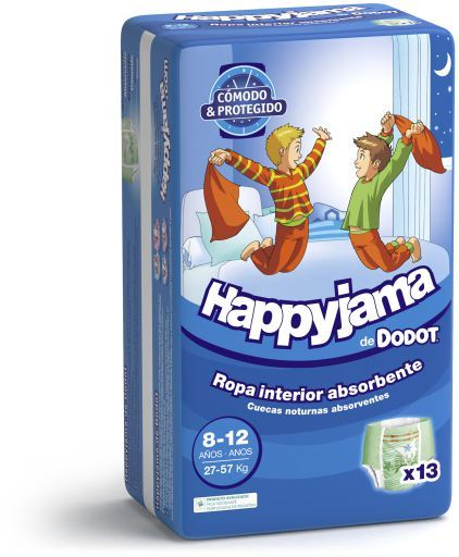 dodot-happyjama-size-8-12-child-13-unita