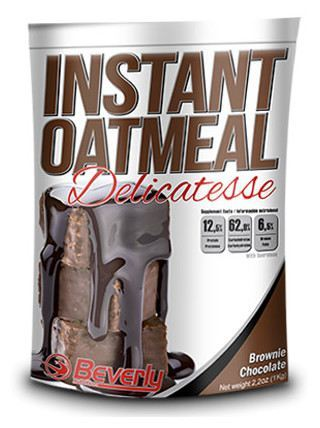 Beverly Nutrition Instant Oatmeal Delicious 1