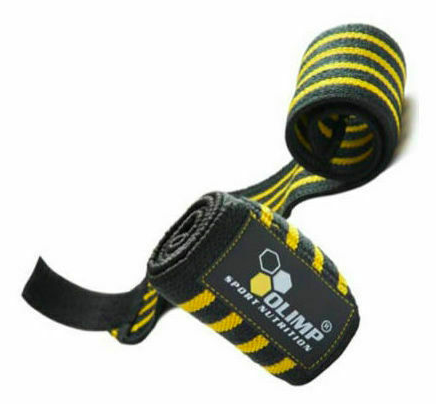 Olimp Nutrition Wrist Wraps Hardcore Weightlifting And Powerlifting