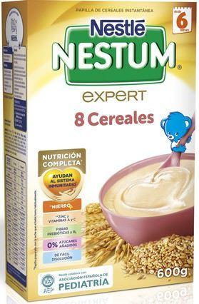 NESTLE Nestum 8 cereales 650 gr