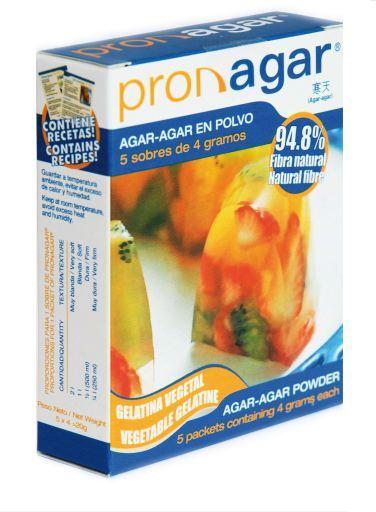 Prona Pronagar Agar Agar Powder 5sbrs