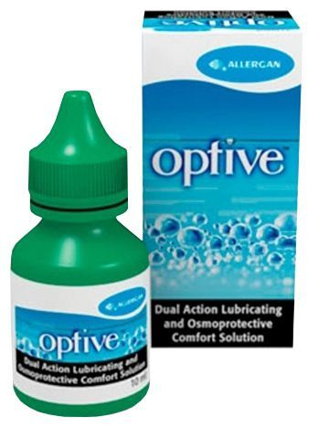 Allergan Optava Lubricant Eye Drops 10 ml