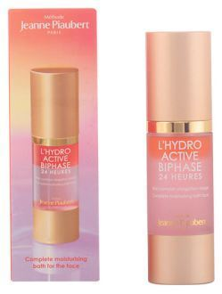Jeanne Piaubert L Hydro Active Biphase 24h New Packaging Complete Moisturising Bath For The Face