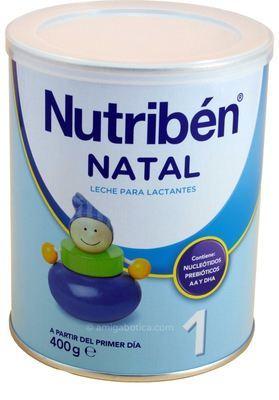 Leche formula nutribend