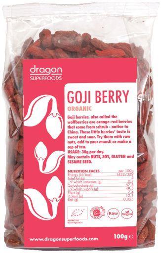 Dragon Superfoods Goji Berry