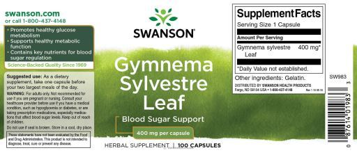 diabetes gymnema tipo 1