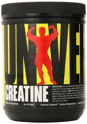 Universal Nutrition Creatine Powder Unflavored 300 G