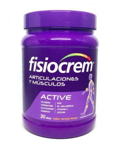 Fisiocrem Active Articulaciones Y Músculos 540 Gr