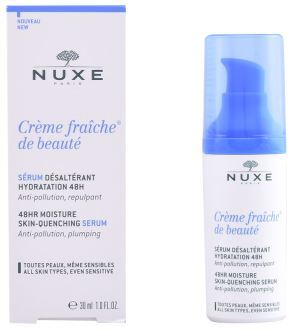 Nuxe Creme Fraiche De Beaute 48h Moisturizer And Soothing Serum Of 30 Ml