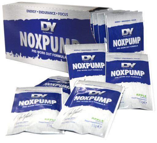 Dorian Yates Nox Pump 30 Sachets